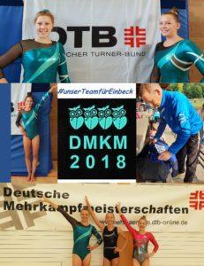 Lisa Kirchner ist Deutsche Meisterin – #unserTeamfürEinbeck überzeugt