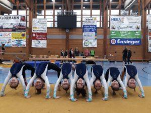A-Schülerinnen holen ohne Punktverlust den Meistertitel